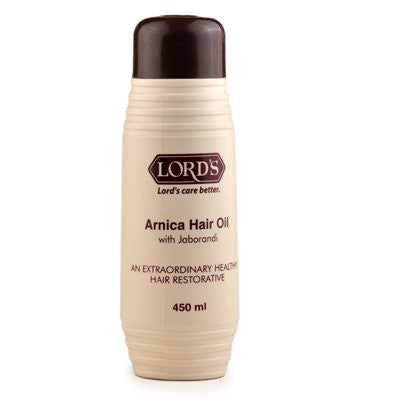 Lords Arnica Hair Oil (450ml)