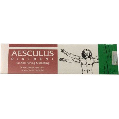 2 x Baksons Aesculus Cream (25g) each - alldesineeds