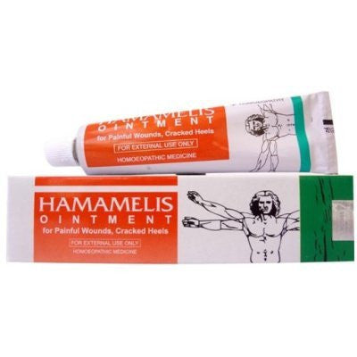 2 x Baksons Hamamelis Cream (25g) each - alldesineeds