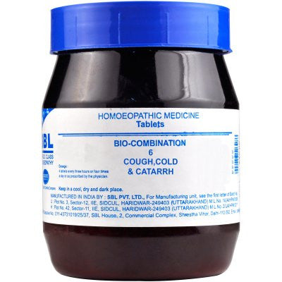 SBL Bio Combination 6 450g - alldesineeds