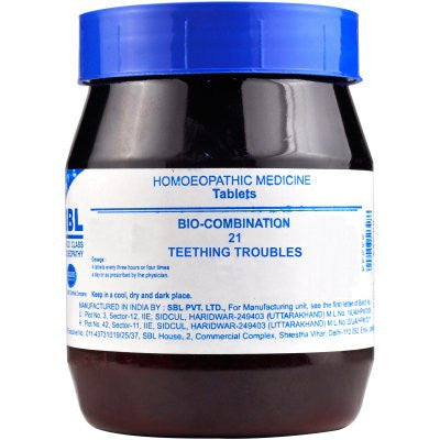 SBL Bio Combination 21 450g - alldesineeds
