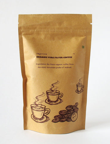 Pristine Organics Filter Coffee, 150g - alldesineeds