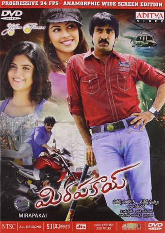 Buy Mirapakay: TELUGU BLURAY DVD online for USD 13.85 at alldesineeds