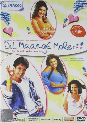 Buy Dil Maange More online for USD 13.11 at alldesineeds