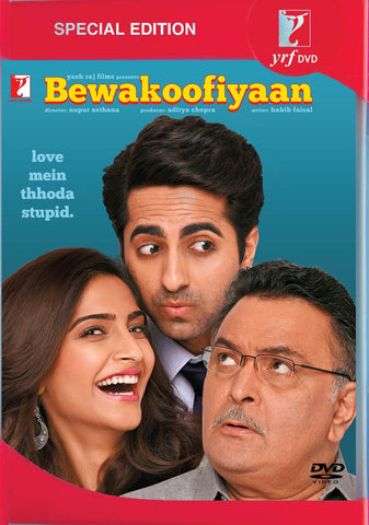 Buy Bewakoofiyaan online for USD 13.78 at alldesineeds