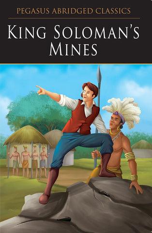King Solomon's Mines Pegasus [[ISBN:8131919269]] [[Format:Paperback]] [[Condition:Brand New]] [[Author:Pegasus]] [[ISBN-10:8131919269]] [[binding:Paperback]] [[manufacturer:B Jain Publishers Pvt Ltd]] [[number_of_pages:168]] [[publication_date:2012-01-01]] [[brand:B Jain Publishers Pvt Ltd]] [[ean:9788131919262]] for USD 13.02