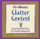 10-Minute Clutter Control by Skye Alexander, PB ISBN13: 9788183280167 ISBN10: 8183280161 for USD 12.61