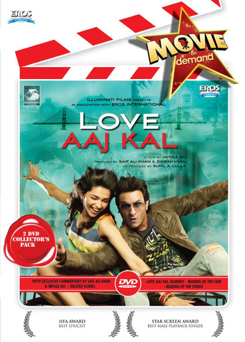 Buy Love Aaj Kal online for USD 13.53 at alldesineeds