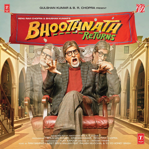 Buy Bhoothnath Returns online for USD 22.28 at alldesineeds