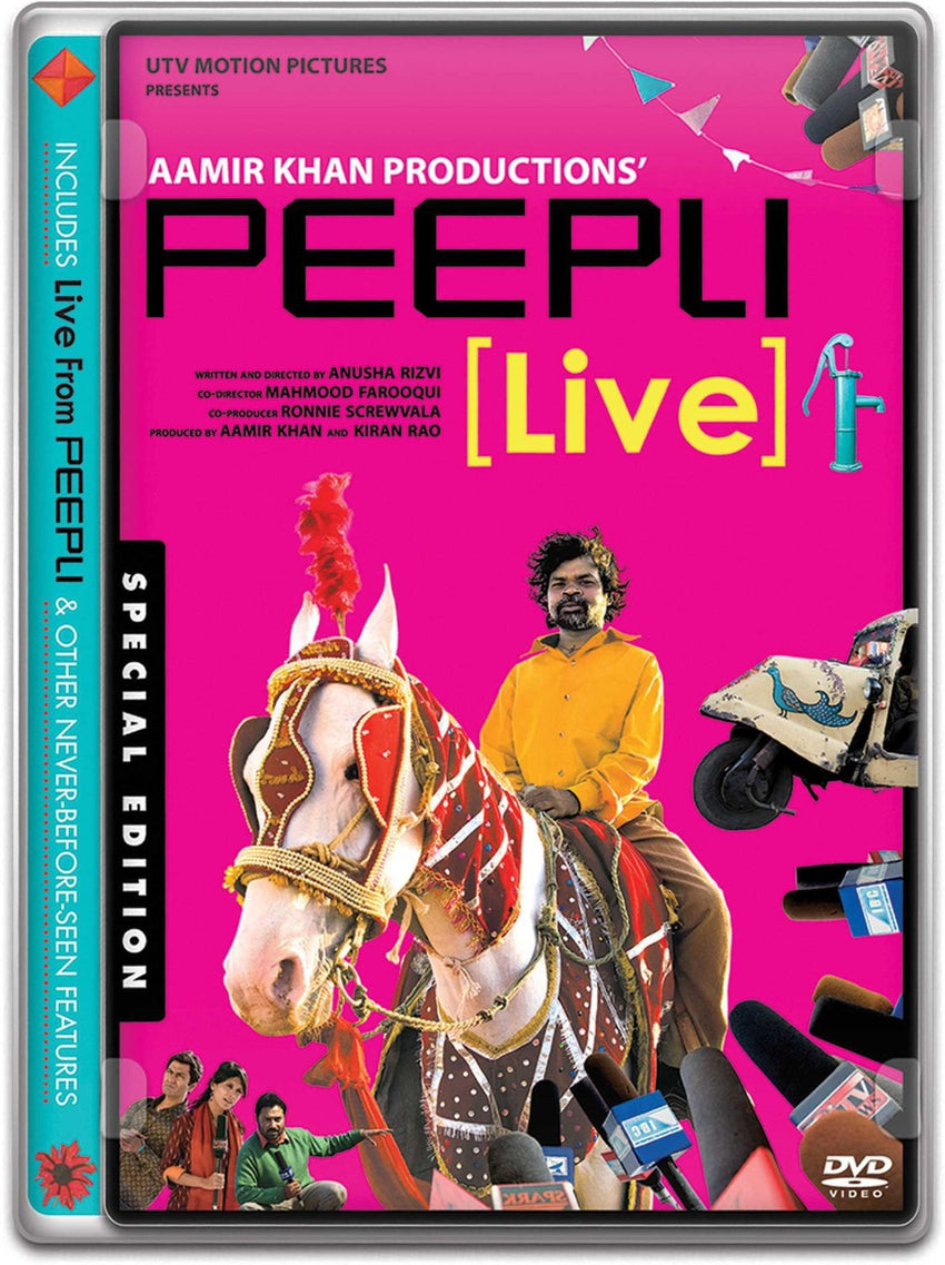 Buy Peepli [Live] online for USD 12.71 at alldesineeds