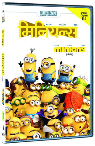 Buy Minions (Hindi) online for USD 11.53 at alldesineeds