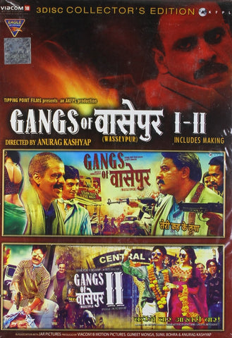 Buy Gangs of Wasseypur Part 1 and 2 online for USD 17.61 at alldesineeds