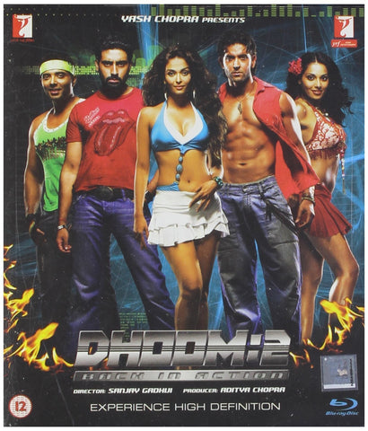 Buy Dhoom 2 online for USD 15.28 at alldesineeds