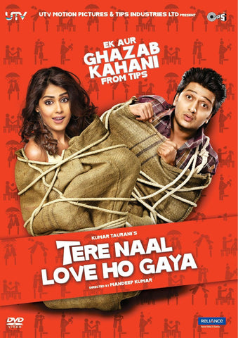 Buy Tere Naal Love Ho Gaya online for USD 14.78 at alldesineeds