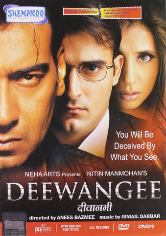 Buy Deewangee online for USD 11.94 at alldesineeds