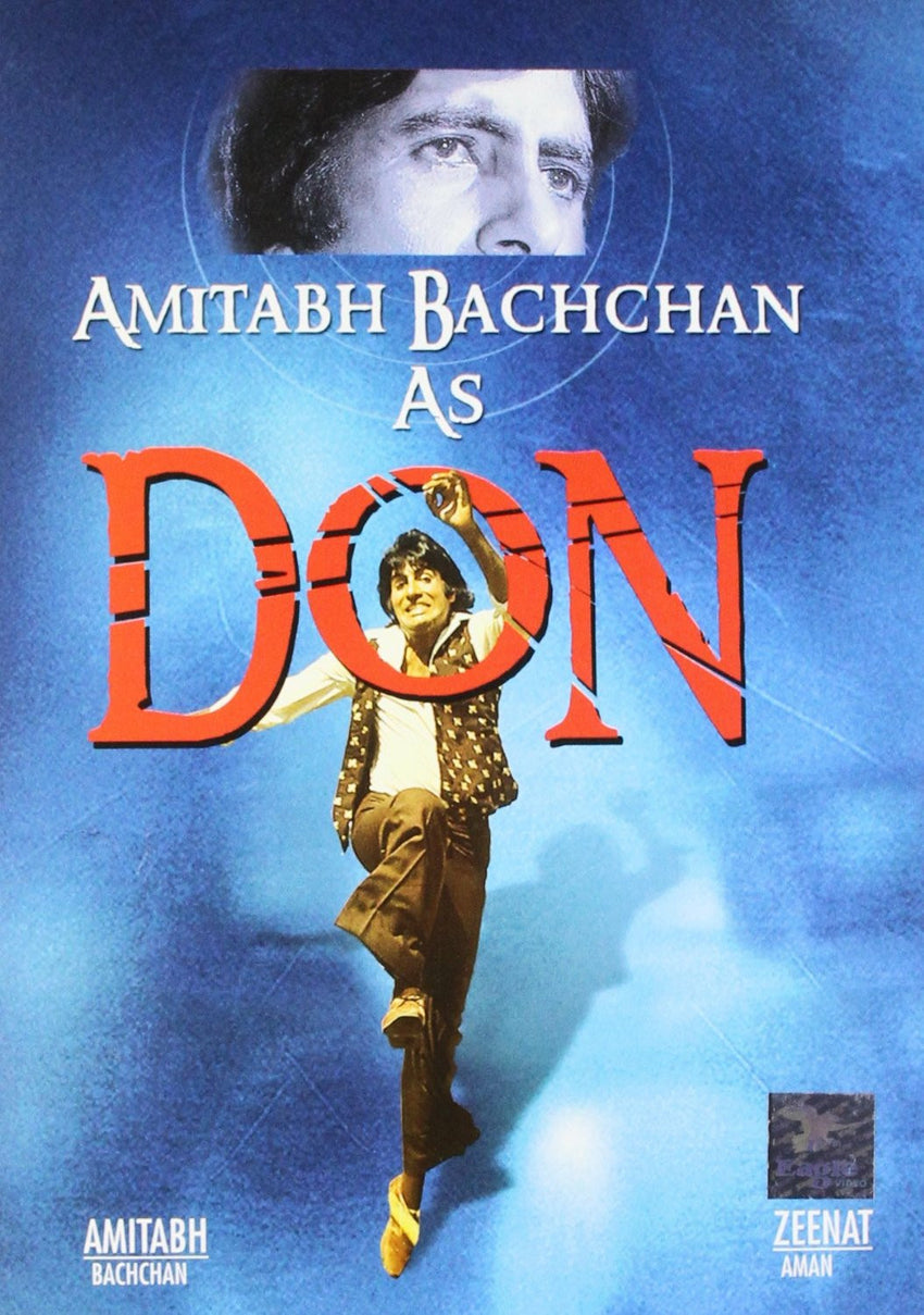 Buy Don (Amitabh Bachchan) online for USD 11.46 at alldesineeds