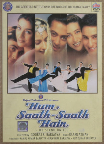 Buy Hum Saath Saath Hain online for USD 12.49 at alldesineeds