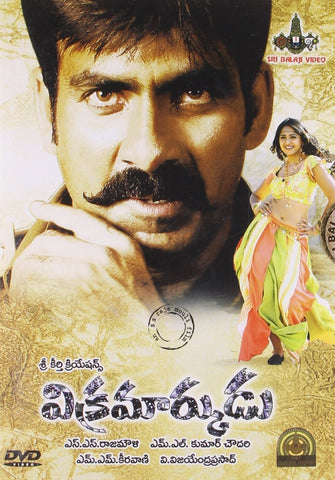 Buy Vikramarkudu: TELUGU DVD online for USD 9.45 at alldesineeds