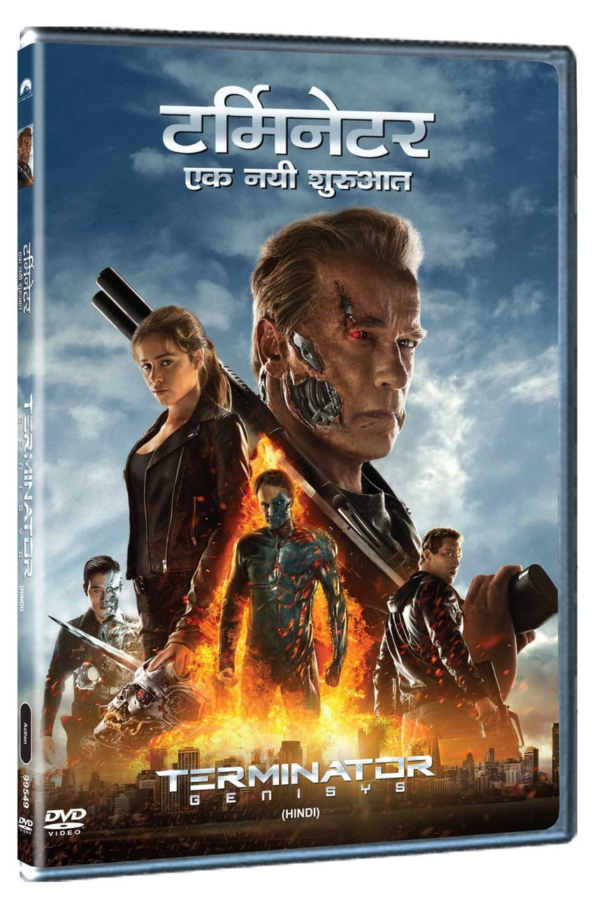 Buy Terminator: Genisys (Hindi) online for USD 11.53 at alldesineeds