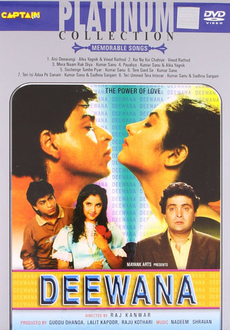 Buy Deewana online for USD 12.78 at alldesineeds