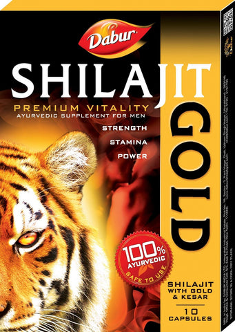 Buy SHILAJIT GOLD 20'S online for USD 23.7 at alldesineeds