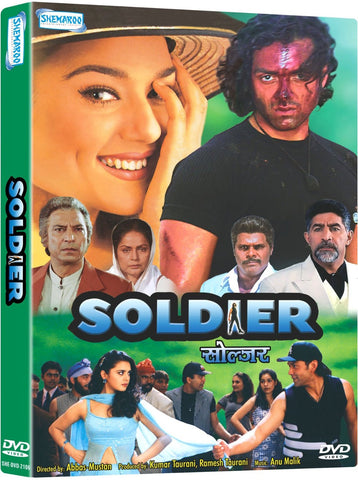 Buy Soldier online for USD 12.78 at alldesineeds