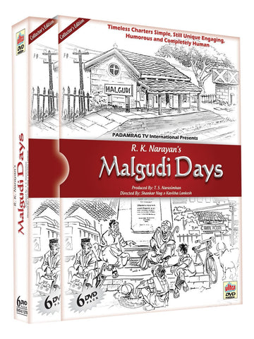 Buy Malgudi Days online for USD 24.46 at alldesineeds