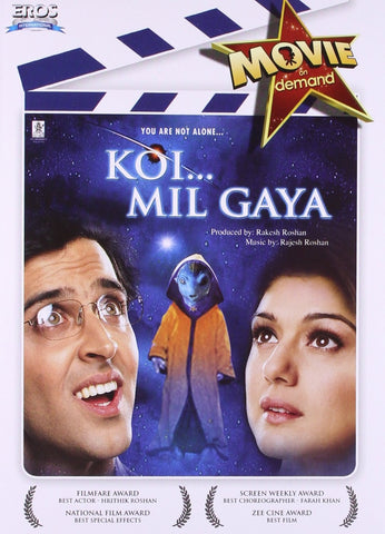 Buy Koi...Mil Gaya online for USD 12.64 at alldesineeds