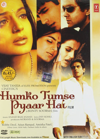 Buy Humko Tumse Pyar Hai online for USD 11.04 at alldesineeds
