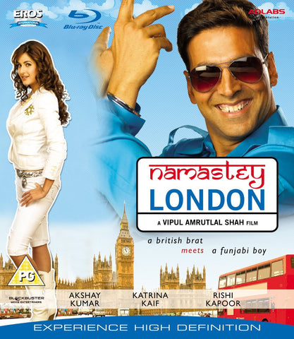 Buy Namastey London online for USD 16.94 at alldesineeds
