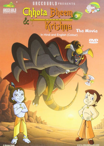 Buy Chhota Bheem and Krishna online for USD 12.78 at alldesineeds
