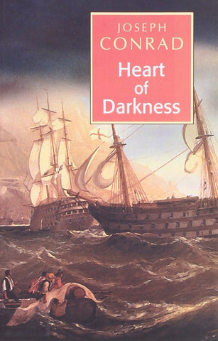 Heart of Darkness [Paperback] [Jan 01, 2010] Joseph Conrad] [[ISBN:8124800715]] [[Format:Paperback]] [[Condition:Brand New]] [[Author:Joseph Conrad]] [[ISBN-10:8124800715]] [[binding:Paperback]] [[manufacturer:Peacock]] [[publication_date:2010-01-01]] [[brand:Peacock]] [[ean:9788124800713]] for USD 13.06