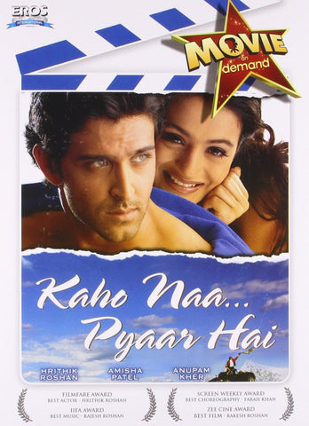 Buy Kaho Na Pyar Hai online for USD 12.78 at alldesineeds