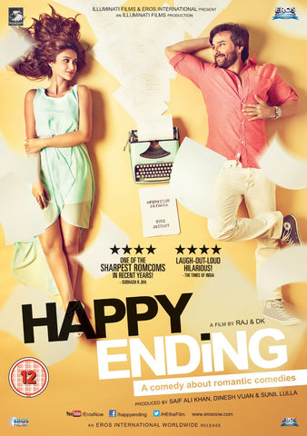 Buy Happy Ending online for USD 14.76 at alldesineeds