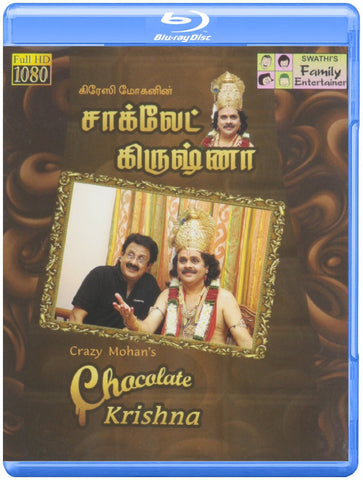 Buy Crazy Mohan's Chocolate Krishna - BLURAY: TAMIL DVD online for USD 11.25 at alldesineeds