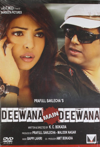 Buy Deewana Main Deewana online for USD 13.81 at alldesineeds