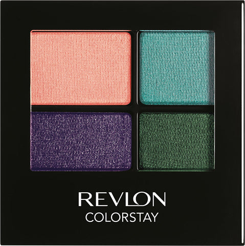 Buy Revlon Colorstay 16 Hour Eye Shadow Quad - Sea Mist - 0.16 oz online for USD 31.74 at alldesineeds