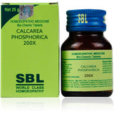 SBL Calcarea Phosphoricum 200X 25g - alldesineeds