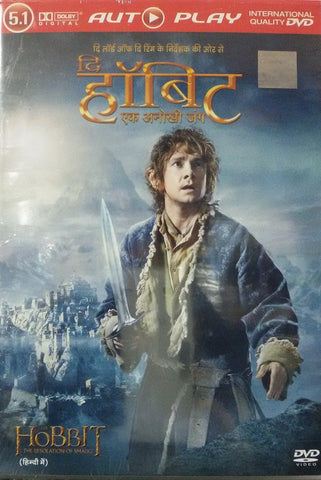 Buy The Hobbit: The Desolation of Smaug (Hindi) online for USD 12.83 at alldesineeds