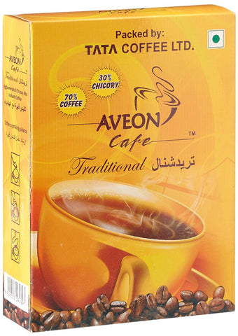 Aveon Café Traditional Coffee, 200 GM - alldesineeds