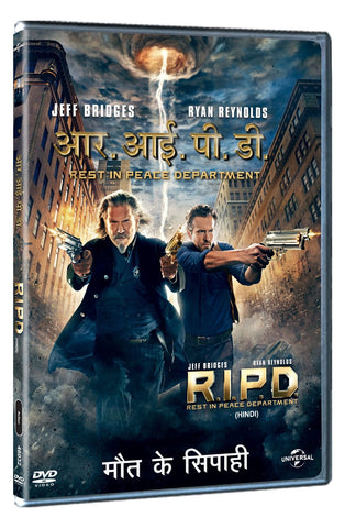 Buy R.I.P.D. (Hindi) online for USD 12.78 at alldesineeds
