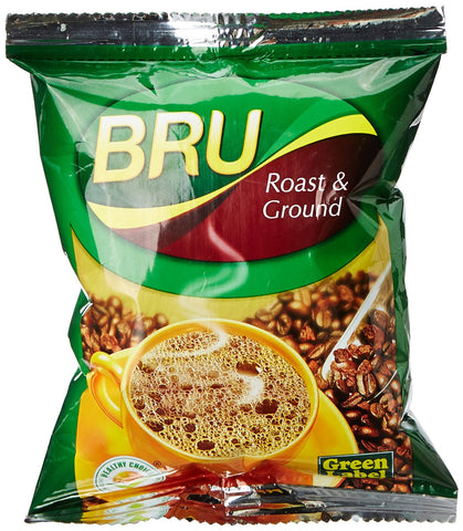 BRU Roast and Ground Coffee, 100g - alldesineeds