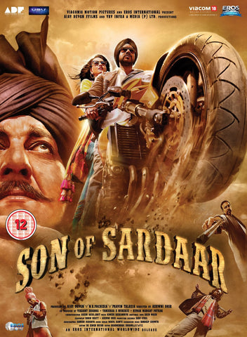 Buy Son of Sardaar online for USD 13.24 at alldesineeds