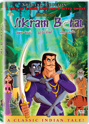 Buy Vikram Betal online for USD 11.94 at alldesineeds