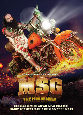 Buy MSG - The Messenger online for USD 13.84 at alldesineeds
