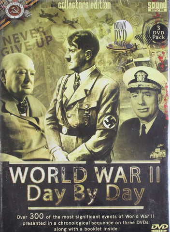 Buy World War Il Day By Day online for USD 21.94 at alldesineeds