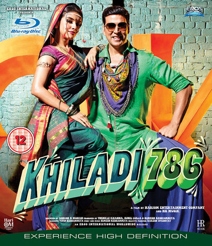 Buy Khiladi - 786 online for USD 20.74 at alldesineeds
