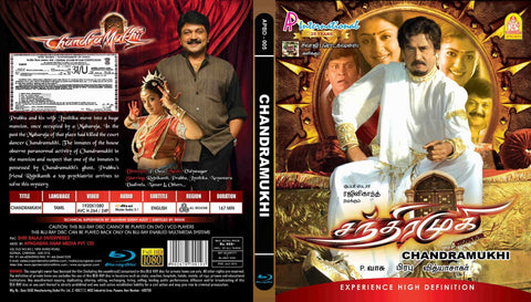 Buy Chandramukhi BLURAY: TAMIL DVD online for USD 11.25 at alldesineeds