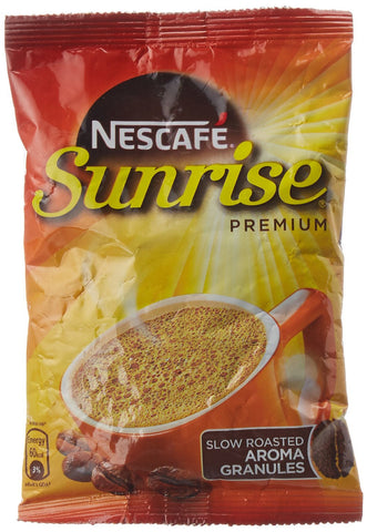 Nescafe Sunrise Premium Coffee Powder, 50g - alldesineeds