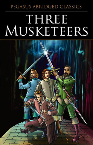 Three Musketeers Dumas, Alexandre [[ISBN:8131918165]] [[Format:Paperback]] [[Condition:Brand New]] [[Author:Dumas, Alexandre]] [[ISBN-10:8131918165]] [[binding:Paperback]] [[manufacturer:B Jain Publishers Pvt Ltd]] [[number_of_pages:164]] [[brand:B Jain Publishers Pvt Ltd]] [[ean:9788131918166]] for USD 13.02